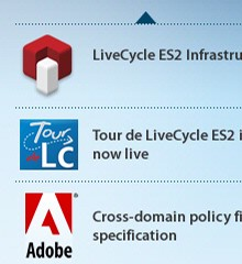 Adobe Enterprise Café News
